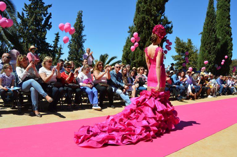 Modelo flamenca