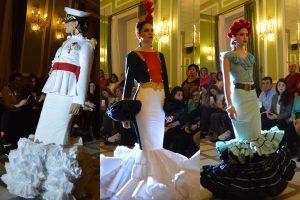 Calandría moda flamenca