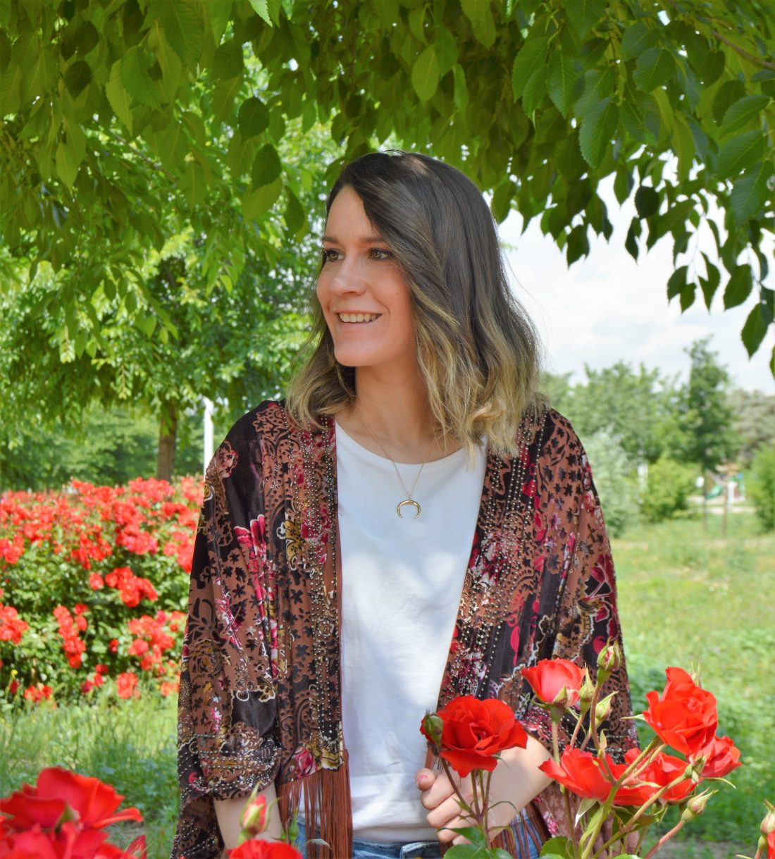 Blogger de moda granada Ursula Padima