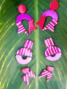 Pendientes de moda Ursula Padima