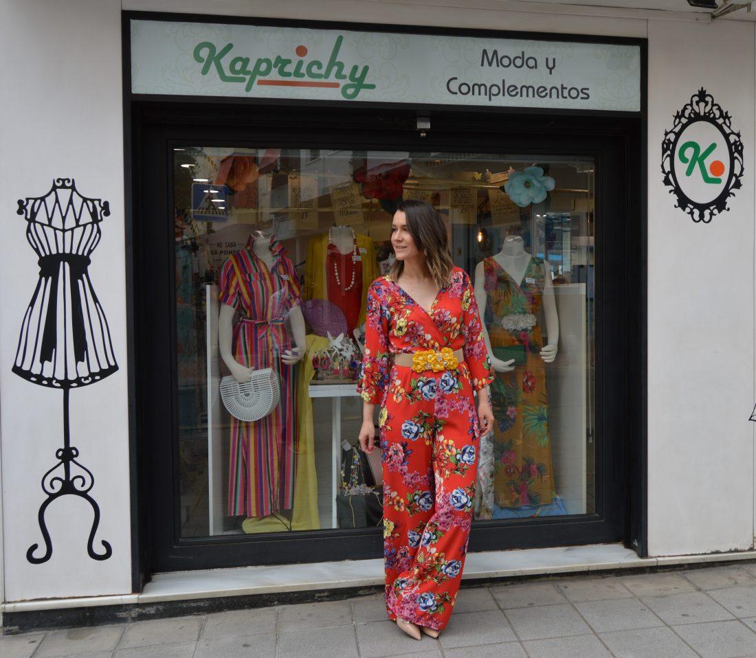 Tienda de ropa Kaprichy