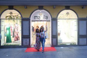 Inaguracion de Atelier Manila Novias, Granada, Moda granada, blogger de moda