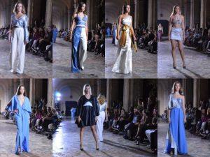 Desfile de moda granadina, 6ª pasarela Estacion, diseño de moda
