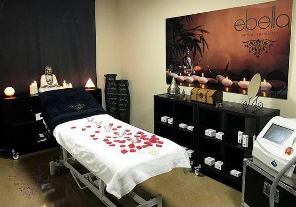 Ebella cosmetica natural, tratamientos cosmeticos granada