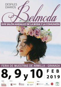 Belmoda, que para quien no lo conozca es el mayor Salón de la Boda y la Comunión de Andalucía.