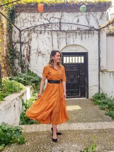 Úrsula Padima, blogger de moda granada