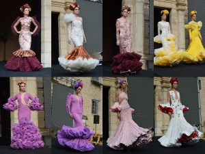 Pasarela Flamenca Granada, desfile de moda flamenca Granada, evento blogger