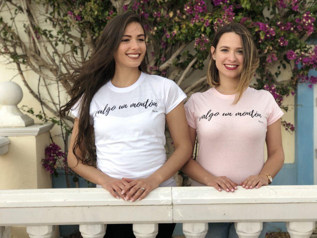Bless Me camisetas personalizadas en Granada